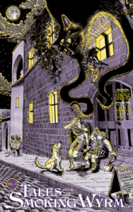 Tales from the Smoking Wyrm #3 cover art